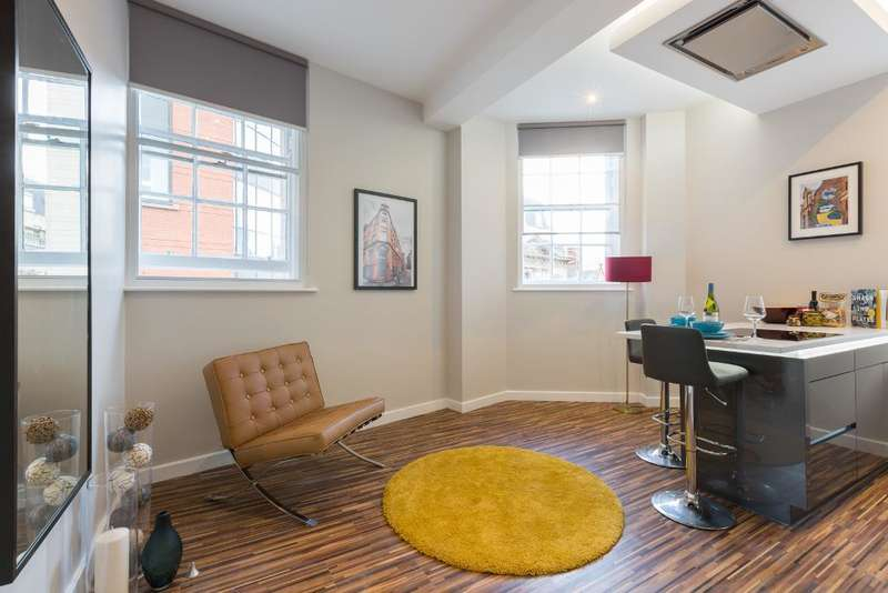 2 Bedrooms Flat for rent in 25 Cross Street, Manchester, M2 1WL