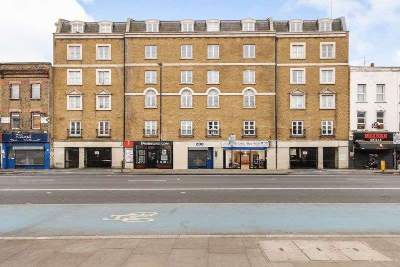1 Bedroom Flat for sale in Mile End Road, E1 4LD