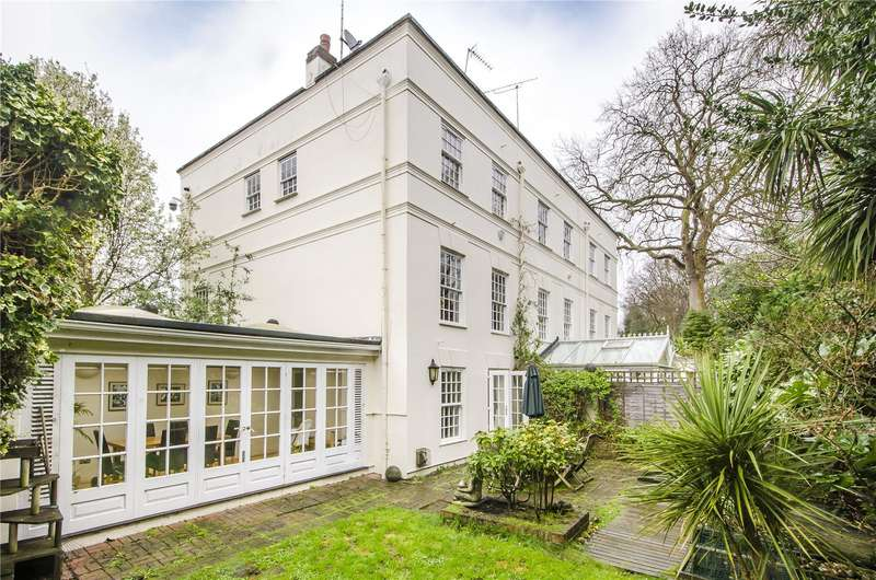 4 Bedrooms Semi Detached House for sale in Seaton Close, London, SW15