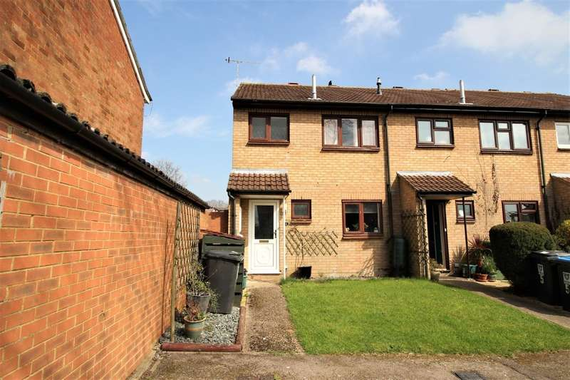 3 Bedrooms End Of Terrace House for sale in Corner Hall, Hemel Hempstead