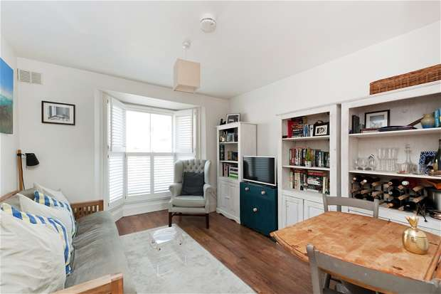 2 Bedrooms Flat for sale in Mayall Road, Herne Hill