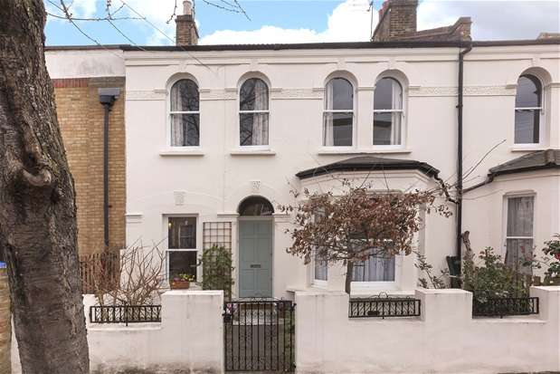 4 Bedrooms Terraced House for sale in Danby Street, Peckham