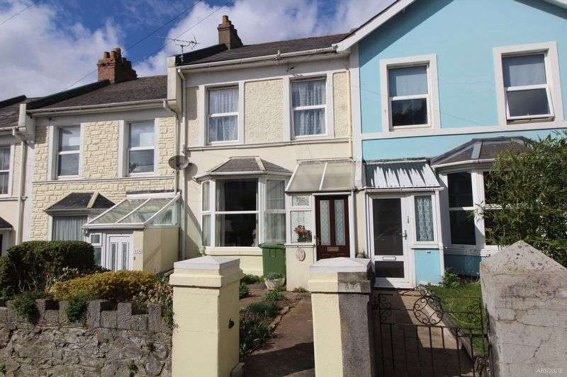 4 Bedrooms Terraced House for sale in Forest Road, Torquay