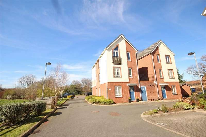 2 Bedrooms Flat for sale in Maes Deri, St Davids Park, Ewloe, Flintshire