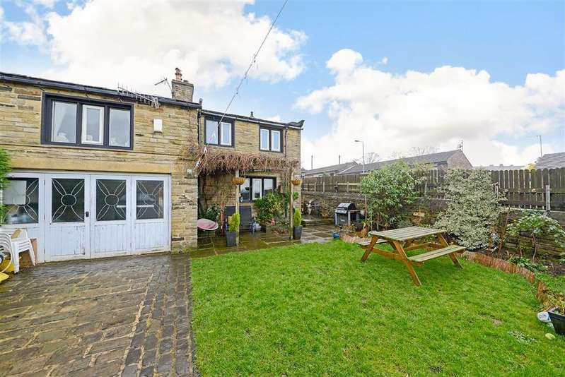 3 Bedrooms Country House Character Property for sale in Elland Lane, Elland