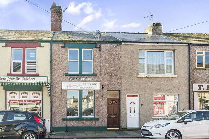 1 Bedroom Property for sale in Wellington Street, Millom, LA18