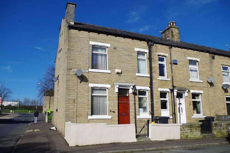 3 Bedrooms Terraced House for sale in Saltburn Street, Halifax HX1