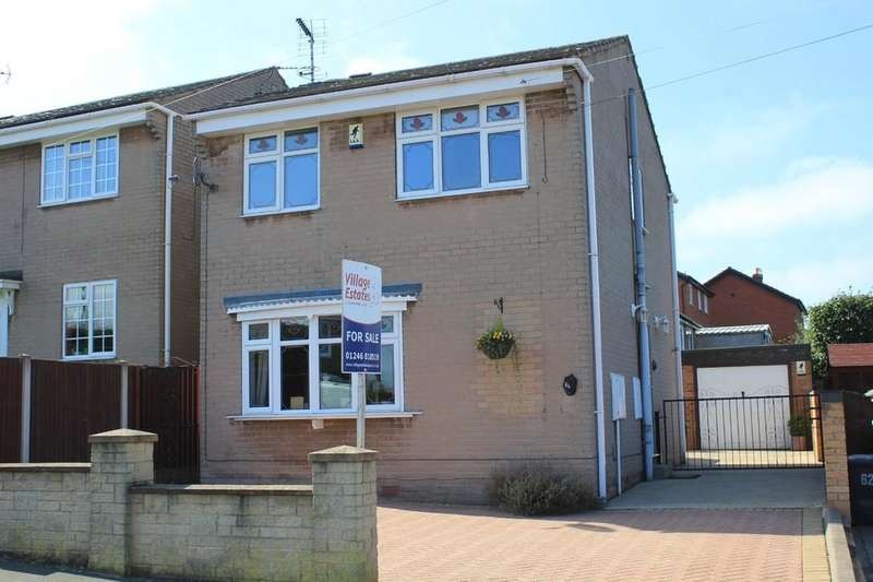 3 Bedrooms Detached House for sale in 64, Southfields, Clowne