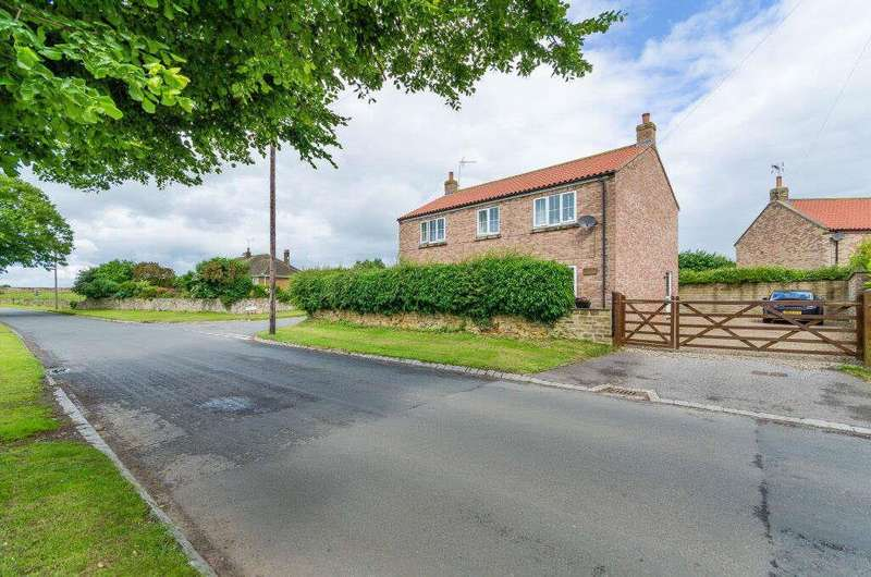 3 Bedrooms Detached House for sale in Sleights Lane, Rainton, Thirsk