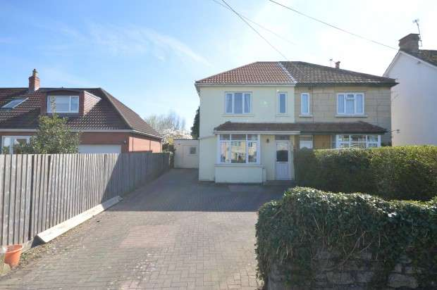4 Bedrooms Semi Detached House for sale in Norman Road, Saltford, BS31