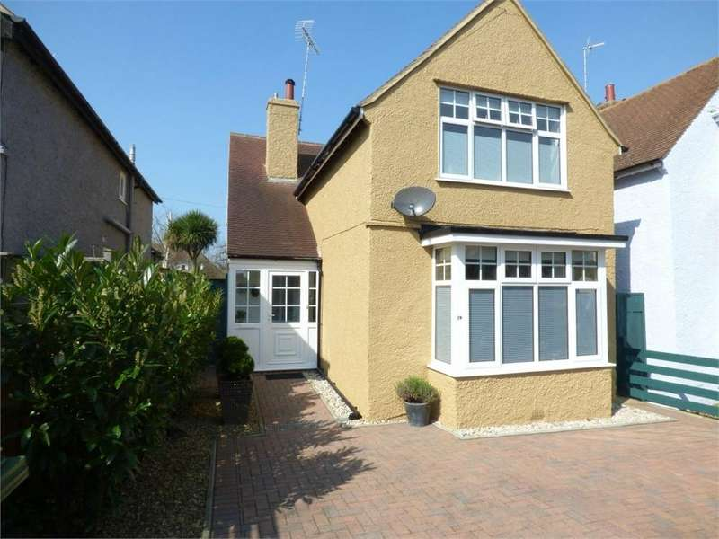 3 Bedrooms Detached House for sale in Colebrooke Road, Bexhill-On-Sea