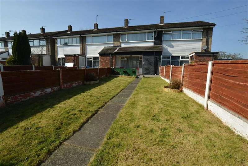 2 Bedrooms Terraced House for sale in Meadow Walk, PARTINGTON, Manchester