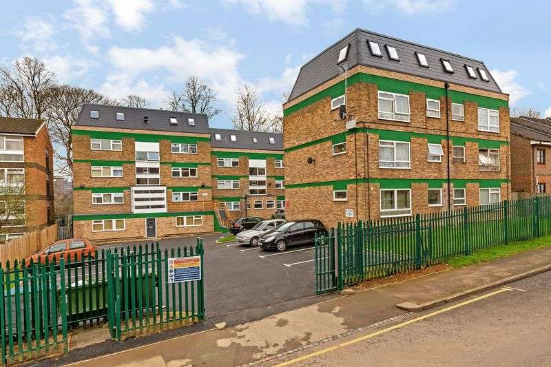 1 Bedroom Flat for sale in Brook Street, Luton