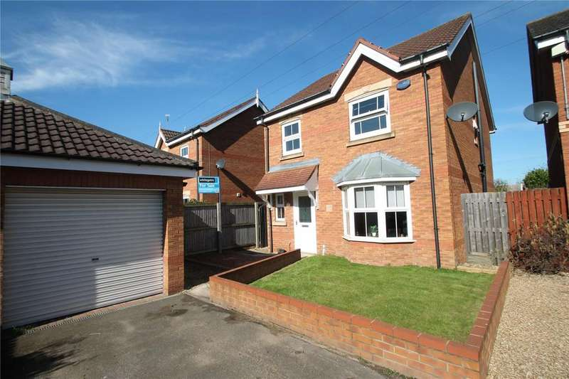 3 Bedrooms Detached House for sale in Willowmead Close, Scunthorpe, North Lincolnshire, DN15