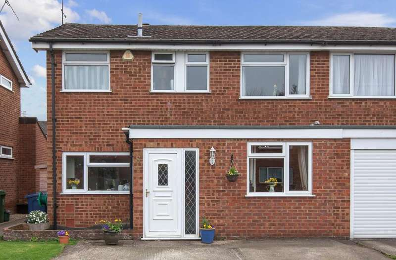 3 Bedrooms End Of Terrace House for sale in Bourne End