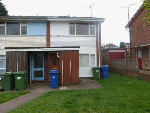 1 Bedroom Apartment Flat for sale in Moss Green Rugeley