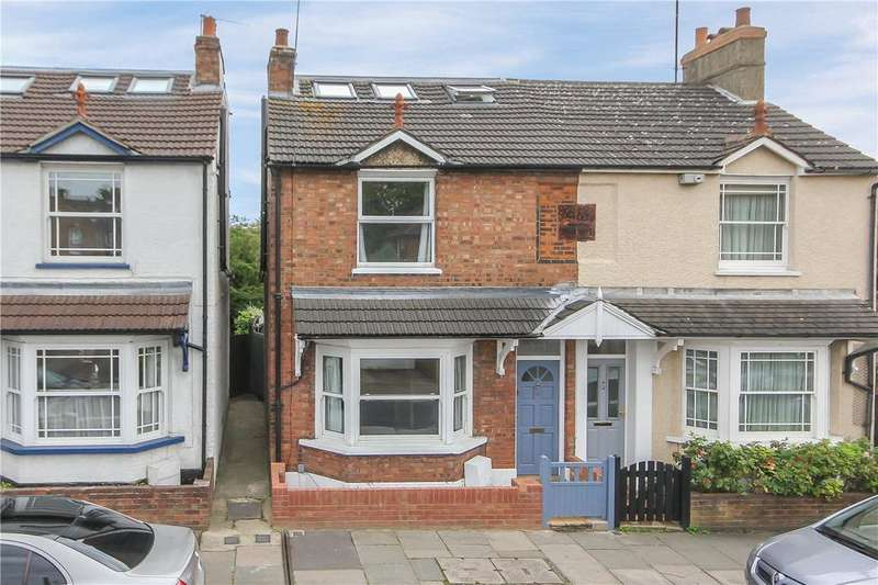 4 Bedrooms Semi Detached House for sale in Woodstock Road South, St. Albans, Hertfordshire