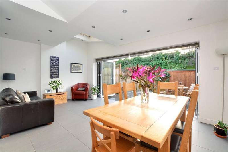 4 Bedrooms Terraced House for sale in Blackheath Vale, Blackheath, London, SE3