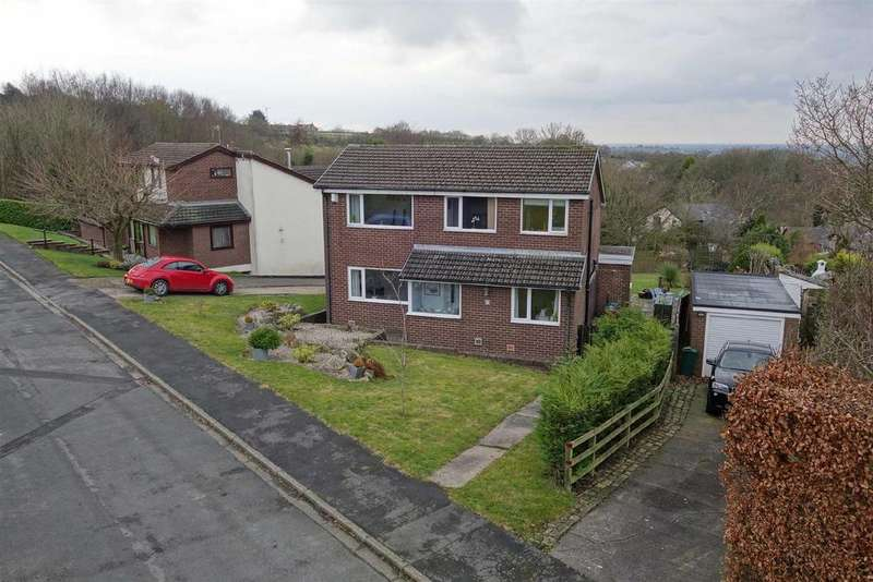 5 Bedrooms Detached House for sale in Hawthorne Close, Langho