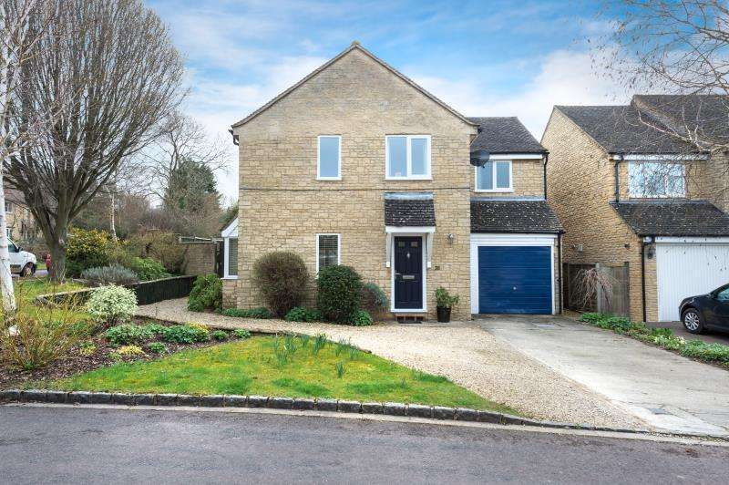 4 Bedrooms Detached House for sale in Little Lees, Charlbury, Chipping Norton, Oxfordshire