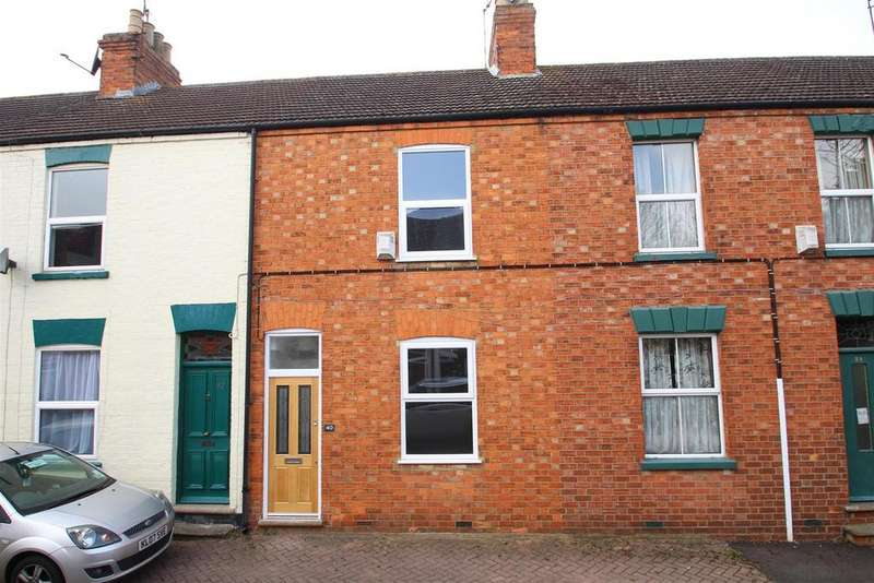 2 Bedrooms Terraced House for sale in Caledonian Road, New Bradwell, Milton Keynes