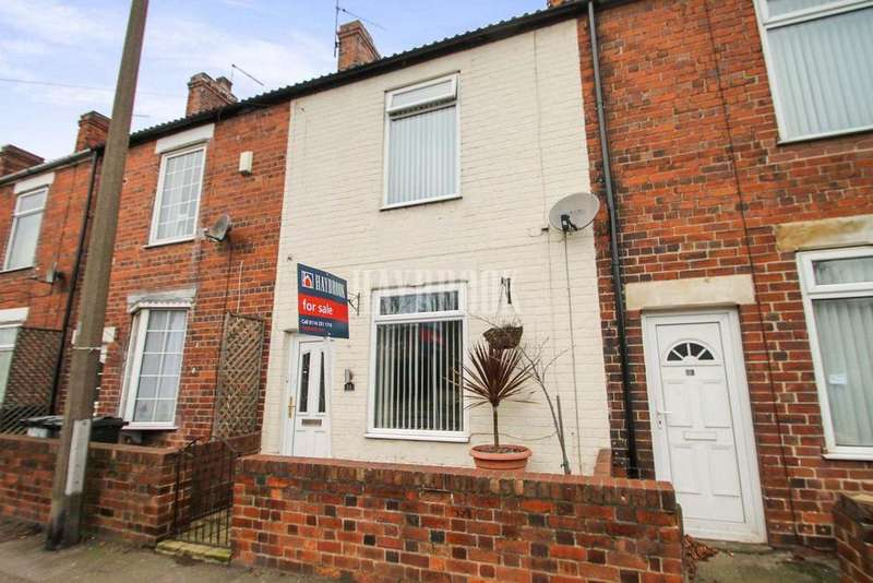 3 Bedrooms Terraced House for sale in Main Street, Aughton