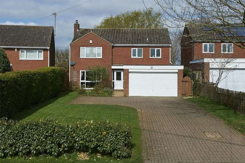 4 Bedrooms Detached House for sale in Welland Rise, Sibbertoft, Market Harborough,