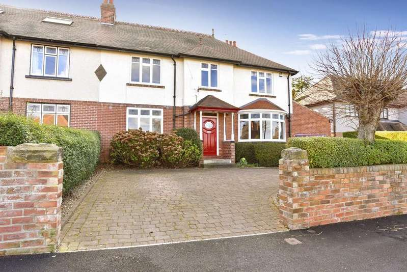 4 Bedrooms Semi Detached House for sale in Woodlands Road, Harrogate, HG2 7AY