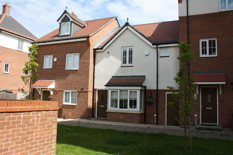 3 Bedrooms Town House for sale in Merchant Road, Ormskirk