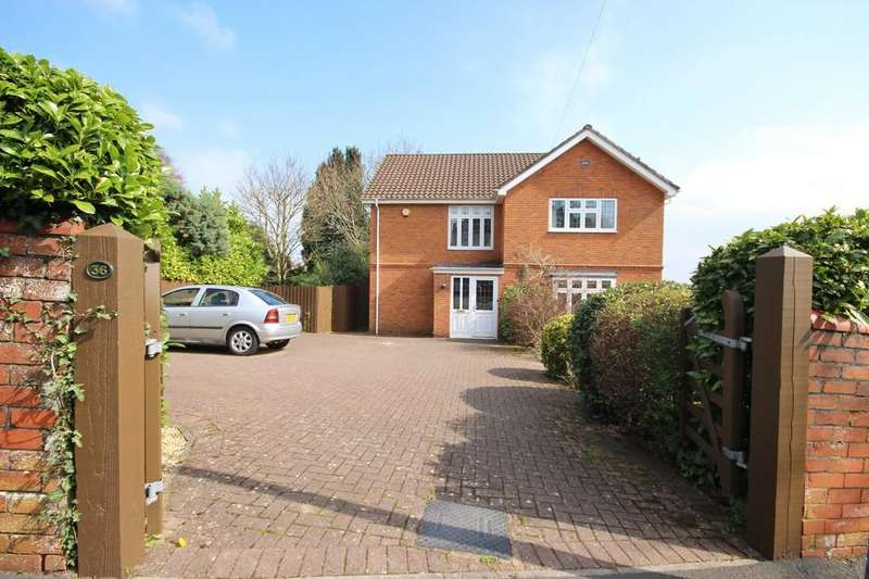 3 Bedrooms Detached House for sale in Windsor Road, Radyr, Cardiff