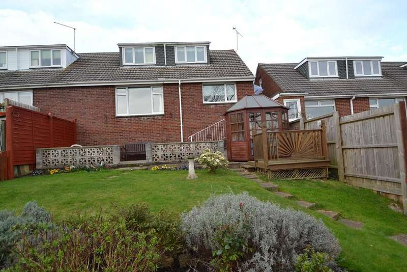 3 Bedrooms Semi Detached Bungalow for sale in Alfred Street, Ryde