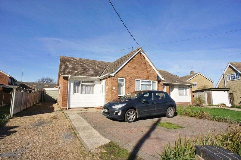 3 Bedrooms Semi Detached Bungalow for sale in Mill Street, Brightlingsea