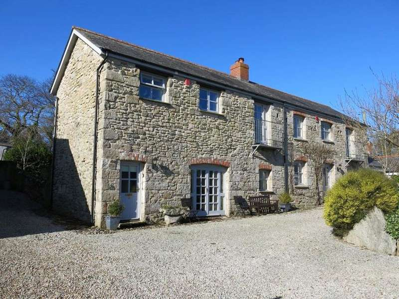 2 Bedrooms Barn Conversion Character Property for sale in Rosswithian Barns, Lower Spargo, Mabe