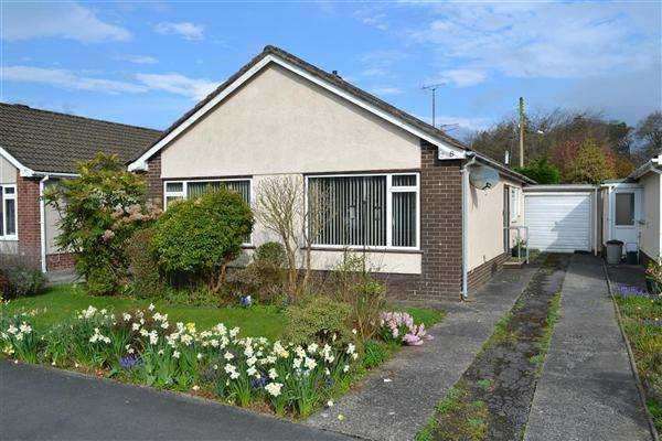 3 Bedrooms Bungalow for sale in Cilddewi Park, Johnstown, Carmarthen