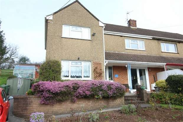 3 Bedrooms Semi Detached House for sale in Grove Park, Pontnewydd, Cwmbran