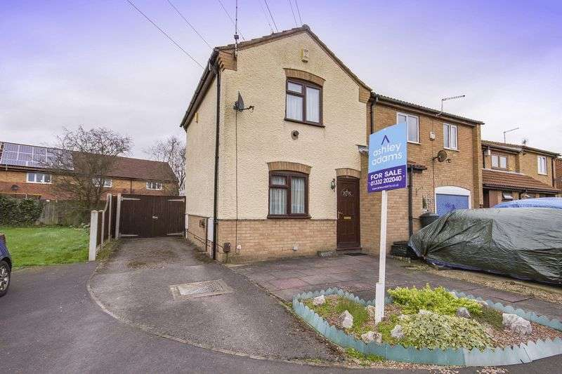 2 Bedrooms House for sale in LUCCOMBE DRIVE, ALVASTON
