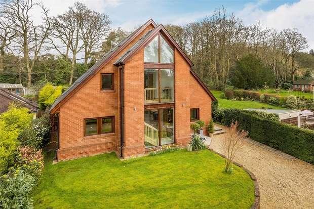 6 Bedrooms Detached House for sale in Hook Heath Borders, Woking, Surrey