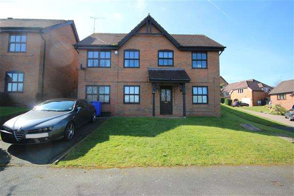 4 Bedrooms Detached House for sale in Geneva Drive, Birches Head, Stoke-on-Trent