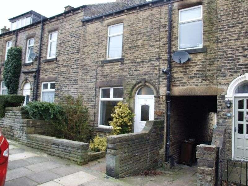 3 Bedrooms Terraced House for sale in Hollings Street, Bingley