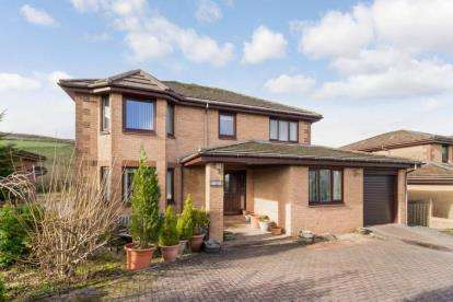 4 Bedrooms Detached House for sale in Gateside Road, Barrhead