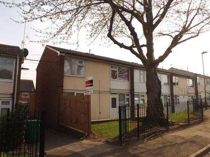 1 Bedroom Flat for sale in Fairisle Close, Clifton, Nottingham