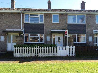 2 Bedrooms Terraced House for sale in Johnson Court, Clinton Park, Tattershall, Lincolnshire