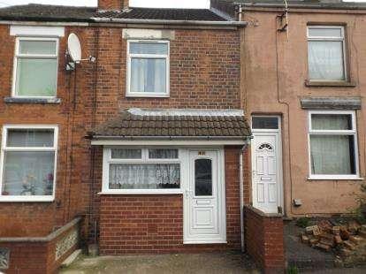 2 Bedrooms Terraced House for sale in Carlton Street, Mansfield, Nottinghamshire