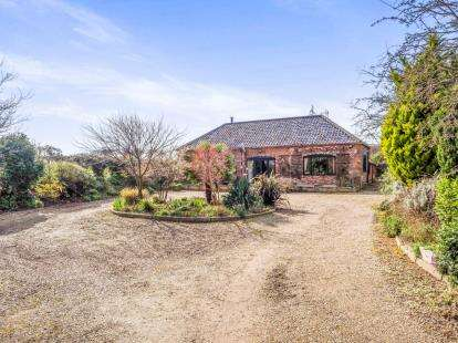 5 Bedrooms Barn Conversion Character Property for sale in Dilham, North Walsham, Norfolk