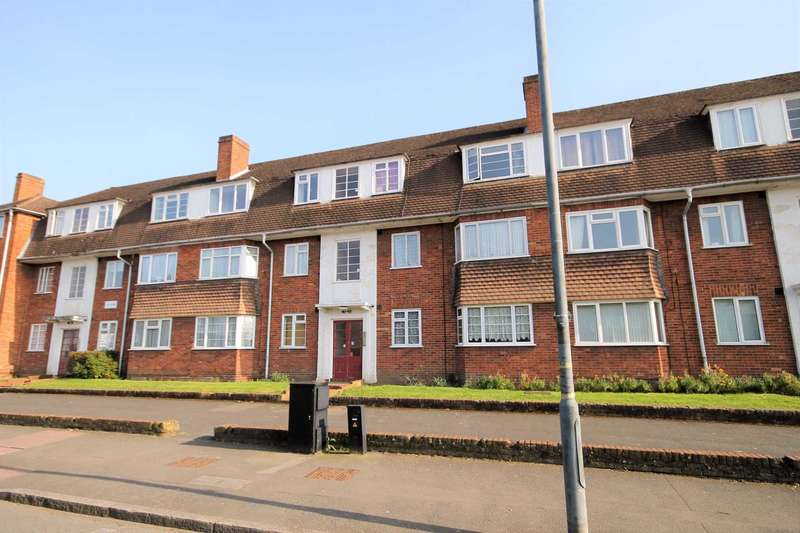2 Bedrooms Flat for sale in Central Gardens, Morden