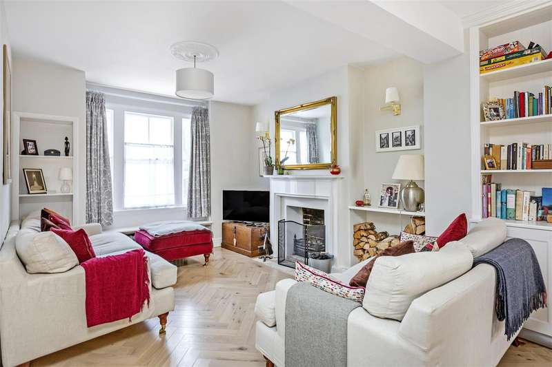 3 Bedrooms Property for sale in Thorparch Road, Nine Elms, London SW8