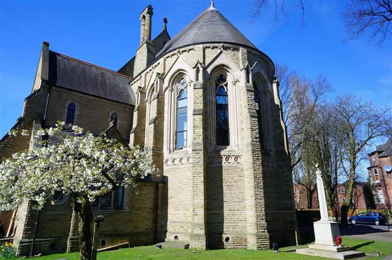 2 Bedrooms Apartment Flat for sale in St Edmunds Church, Whalley Range, Manchester, M16