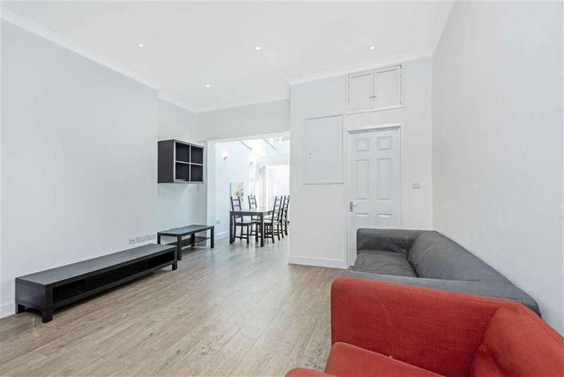 1 Bedroom Property for sale in Hambalt Road, Abbeville Village, London, SW4