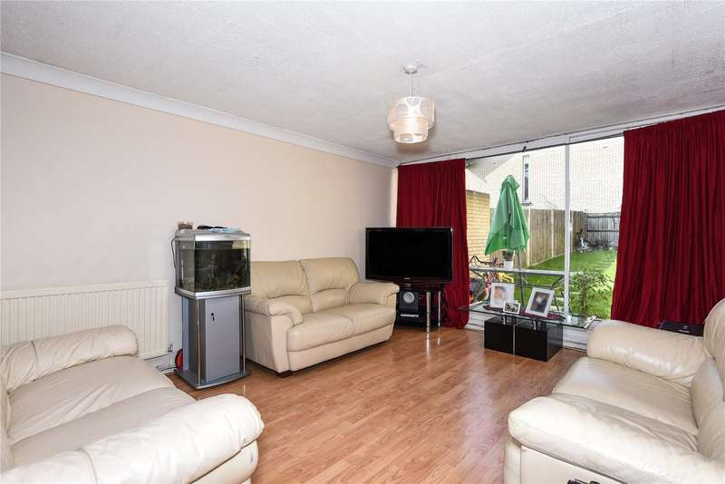 2 Bedrooms End Of Terrace House for sale in Heritage Close, Uxbridge, Middlesex, UB8