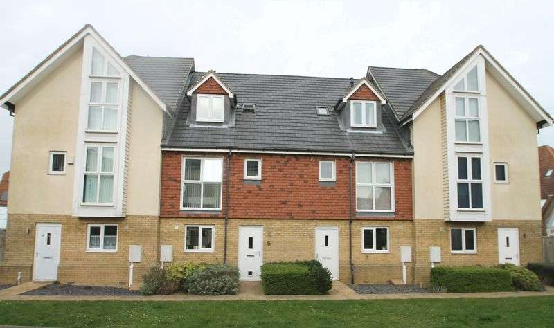 3 Bedrooms Terraced House for sale in Hawkinge, FOLKESTONE